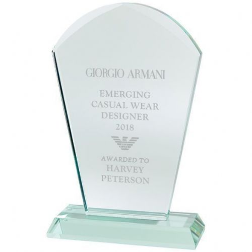 Explorer Jade Glass Award 210mm